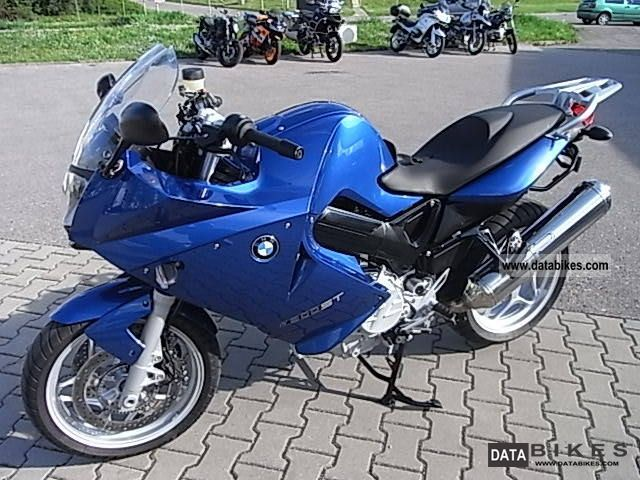2006 BMW  F 800 ST Motorcycle Tourer photo