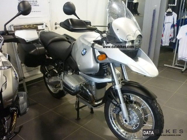 1999 BMW  R 1150 GS heated grips, ABS Motorcycle Motorcycle photo