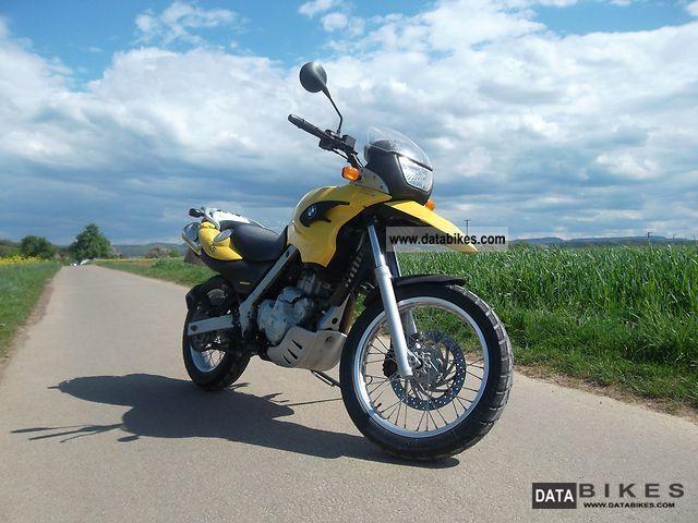 2005 BMW  GS 650 Motorcycle Enduro/Touring Enduro photo
