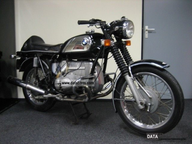 BMW  OTHER R 60/5 1972 Vintage, Classic and Old Bikes photo