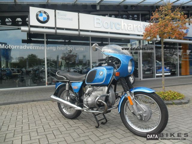 BMW  R60 / 6 1978 Vintage, Classic and Old Bikes photo