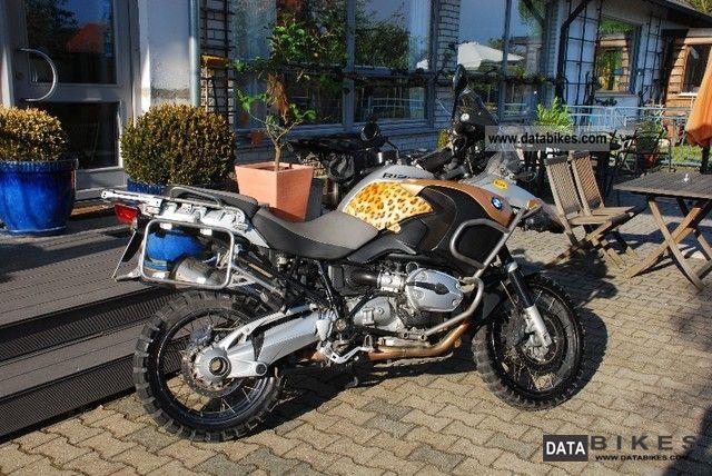 2006 BMW  GS 1200 Adventure Motorcycle Enduro/Touring Enduro photo