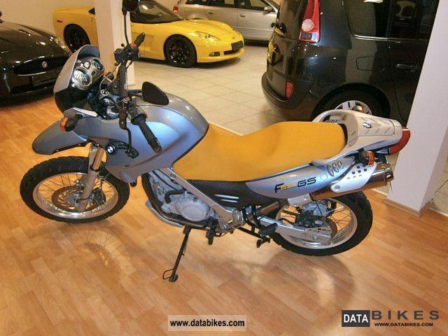 2000 BMW  GS 650 Motorcycle Enduro/Touring Enduro photo