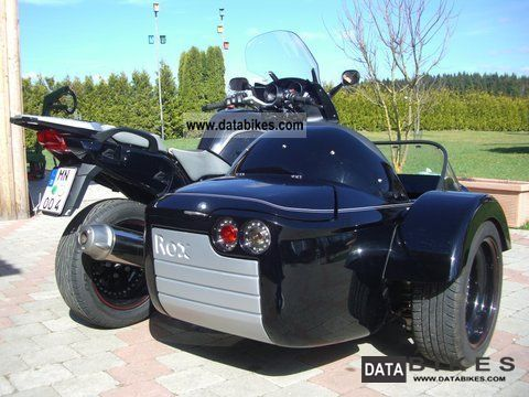 2010 BMW  K1200GT Motorcycle Combination/Sidecar photo