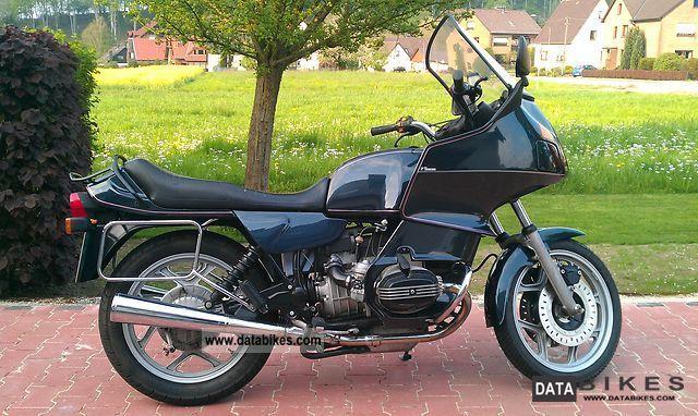 1986 BMW  R80RT Motorcycle Tourer photo