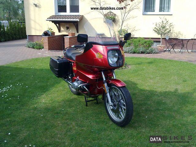 1983 BMW  R 80 RT Motorcycle Tourer photo