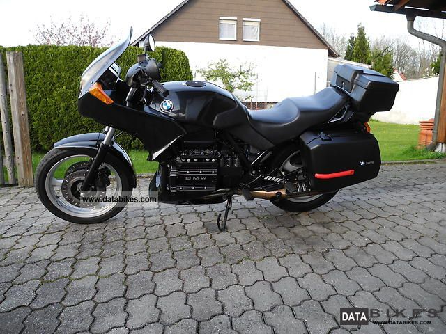 1992 BMW  K75 S Motorcycle Sport Touring Motorcycles photo