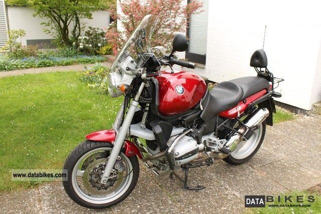 1995 BMW  R850R Motorcycle Tourer photo
