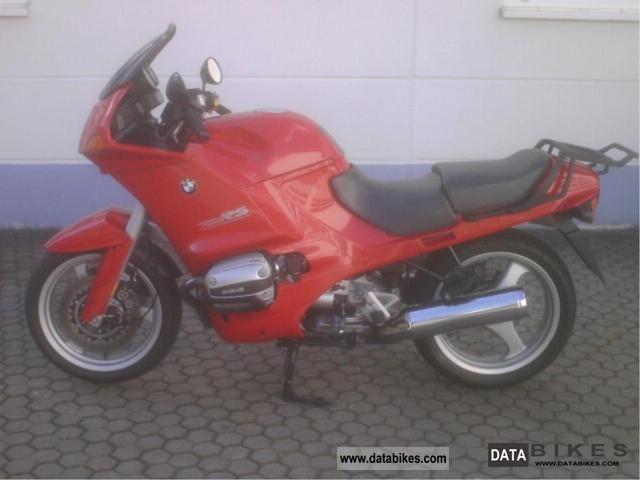 1994 BMW  R 1100 RS Motorcycle Tourer photo