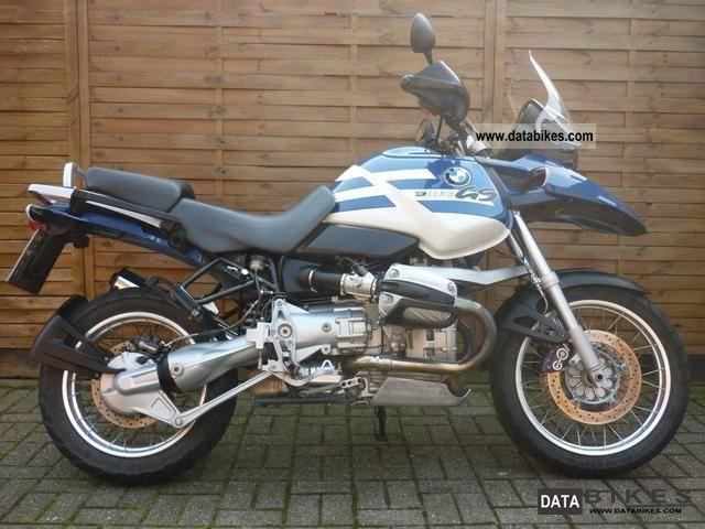 2001 BMW  R1150 GS Motorcycle Enduro/Touring Enduro photo