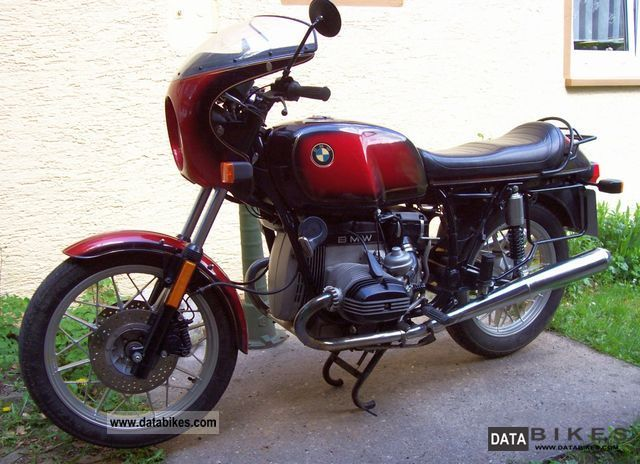 1982 BMW  RS100CS Motorcycle Motorcycle photo