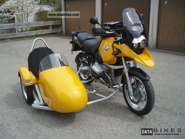 2000 BMW  R1150GS Motorcycle Combination/Sidecar photo