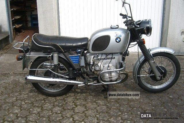 BMW  R 75/5 1973 Vintage, Classic and Old Bikes photo