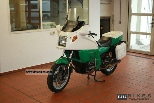 BMW  K 75 RT 1995 Motorcycle photo