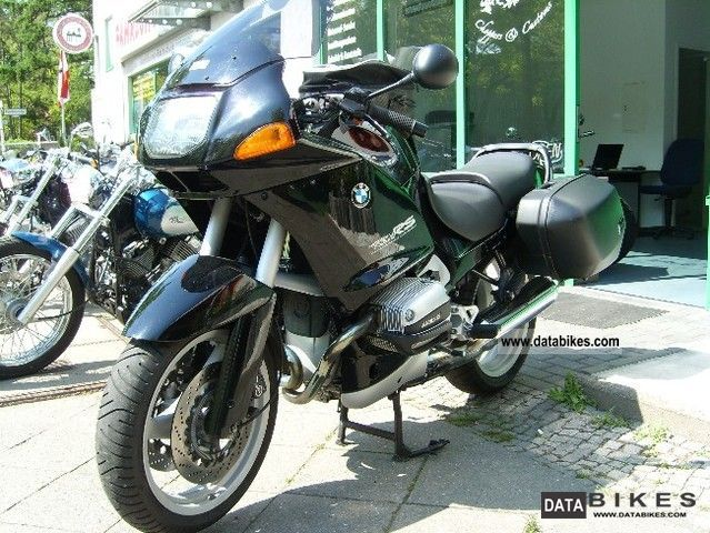 BMW  R1100RS first hand \ 1998 Sport Touring Motorcycles photo