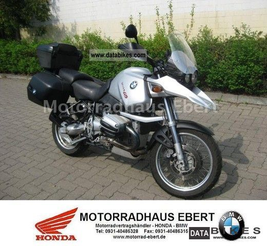 2001 BMW  R1150GS / ABS / case set / and many others. / Financing Motorcycle Enduro/Touring Enduro photo