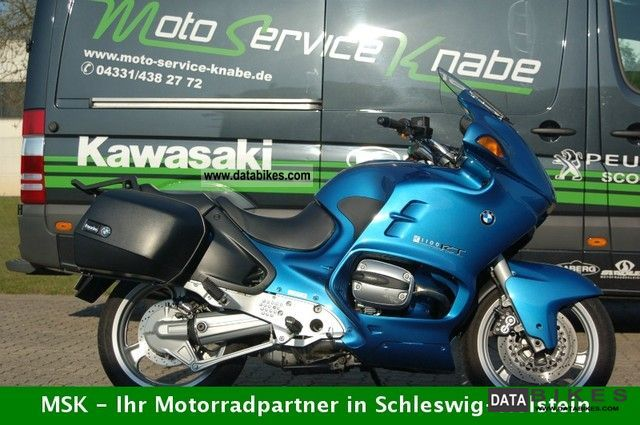 2000 BMW  R1100 RT ABS Cat Motorcycle Motorcycle photo