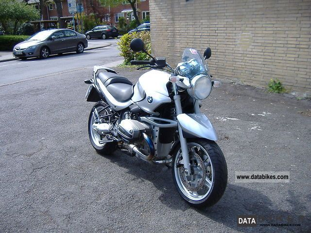 BMW R 850 R 2006 Specs and Photos