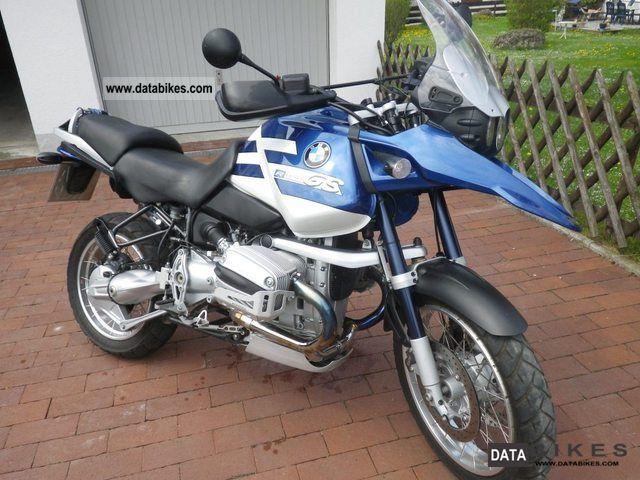 2003 BMW  1150 GS Motorcycle Enduro/Touring Enduro photo