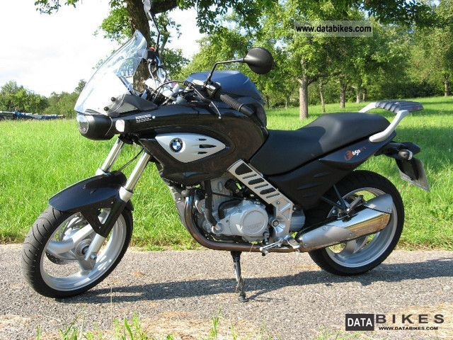 2004 BMW  Scarver 650 Motorcycle Motorcycle photo