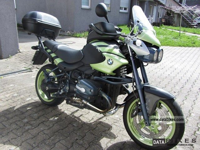 2003 BMW  1150 R Rockster driven by women! Motorcycle Tourer photo