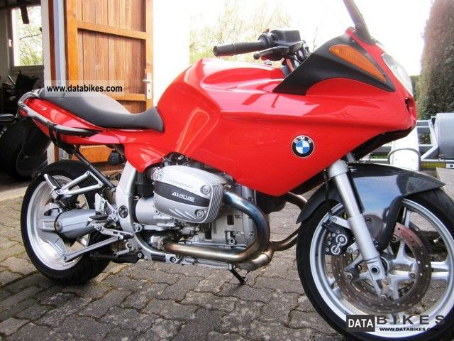 1998 BMW  BMWR 1100 S 1100R, MOT AND ÖLW.NEU, CHECKBOOK! Motorcycle Sport Touring Motorcycles photo