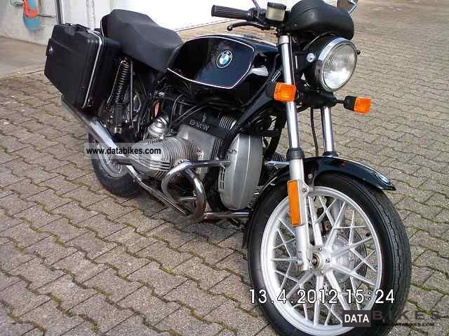 BMW  R45 1985 Motorcycle photo