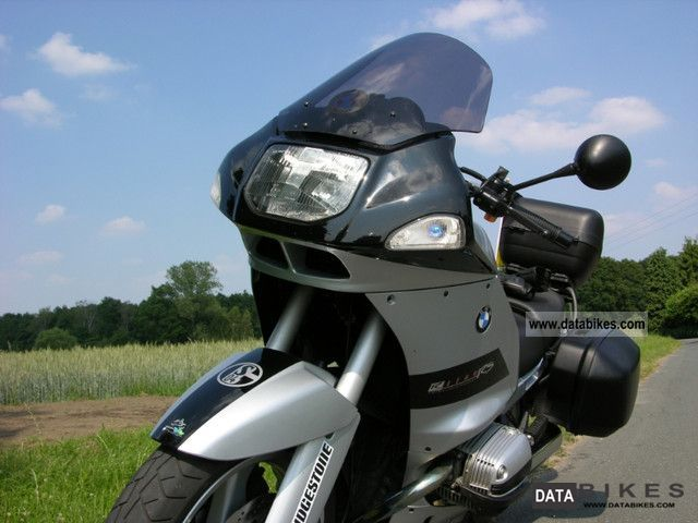 2001 BMW  R1100RS Motorcycle Sport Touring Motorcycles photo