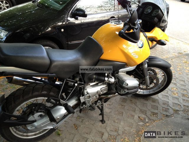 1999 BMW  r1150gs Motorcycle Enduro/Touring Enduro photo