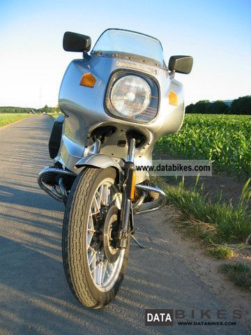 1983 BMW  R 100 RS Motorcycle Sport Touring Motorcycles photo