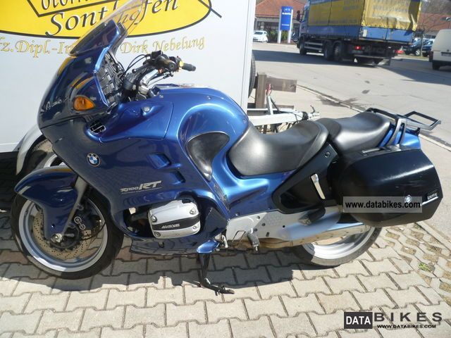 1997 BMW  R1100RT TUV TIRES NEW! Motorcycle Motorcycle photo