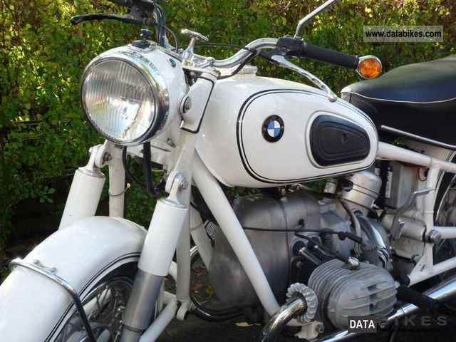 1967 BMW  R50 / 2 Motorcycle Motorcycle photo