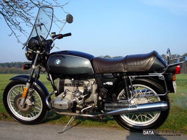 BMW  R45 type 248 beautiful classic cars 1978 Vintage, Classic and Old Bikes photo