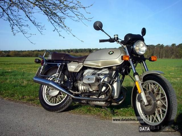 1979 bmw r45 type 248 beautiful classic cars. Black Bedroom Furniture Sets. Home Design Ideas
