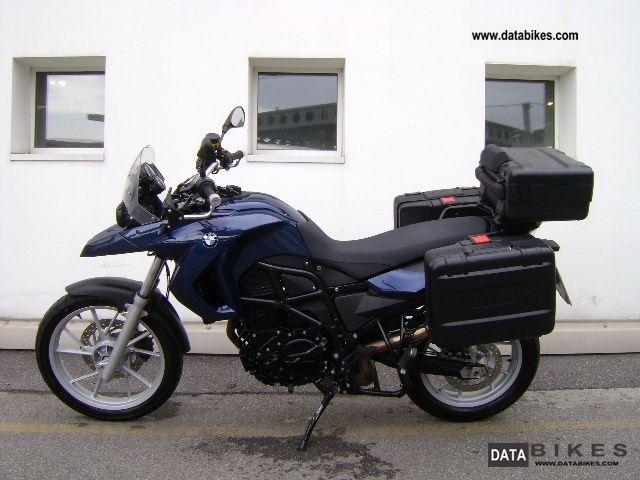 2010 Bmw F 650 Gs F 650 Gs 2008 11