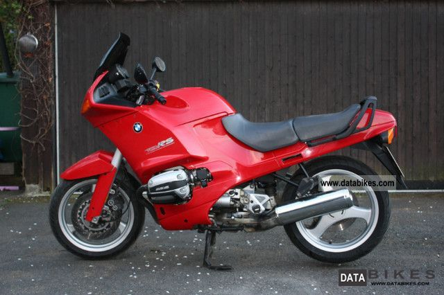 1994 BMW  R1100RS Motorcycle Motorcycle photo