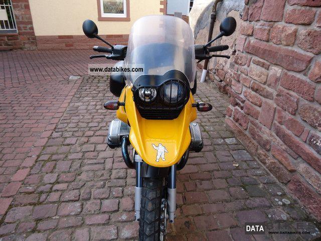 2001 BMW  1150GS Motorcycle Enduro/Touring Enduro photo