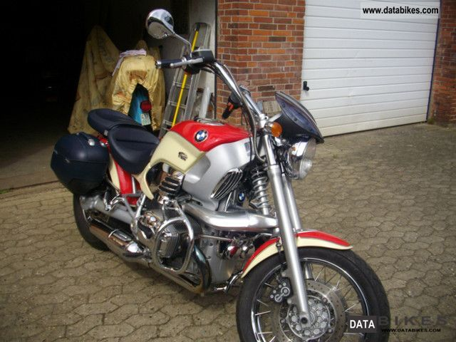 1997 BMW  R 1200 C Motorcycle Chopper/Cruiser photo