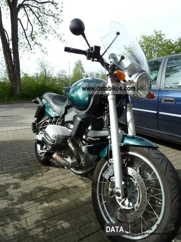 1994 BMW  R 1100 R Motorcycle Tourer photo