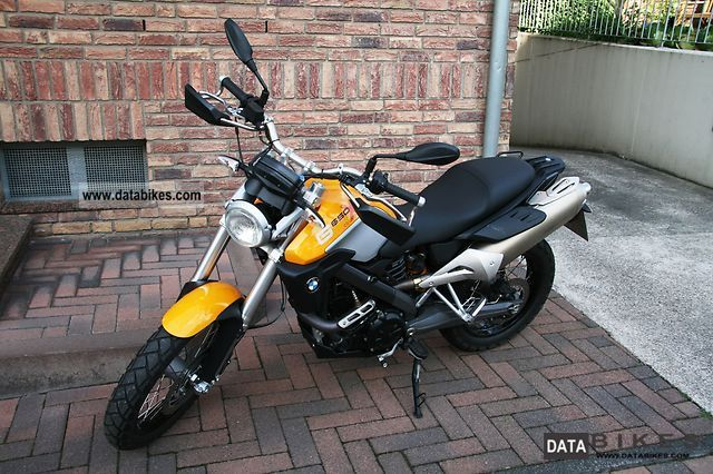 2009 BMW  X Country Motorcycle Motorcycle photo