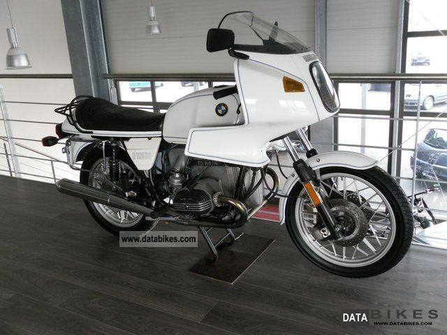 1980 BMW  R 100 RS built 1980 vintage in good condition Motorcycle Tourer photo