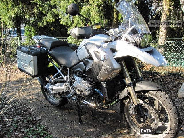 2009 BMW  1200 GS as new, fully equipped with navigation Motorcycle Enduro/Touring Enduro photo