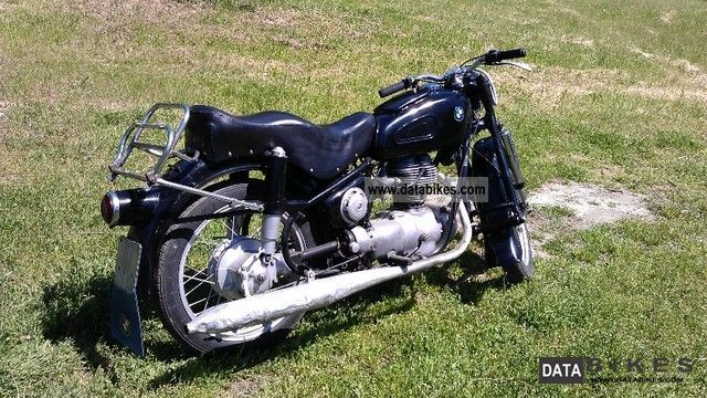 BMW  R-26 1957 Vintage, Classic and Old Bikes photo