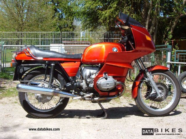BMW  R100RS 1978 Vintage, Classic and Old Bikes photo