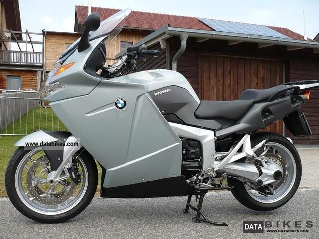 2008 BMW  K 1200 GT - Safety - Premium - excellent condition Motorcycle Tourer photo