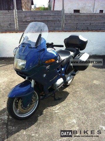 1996 BMW  RT 1100 Motorcycle Tourer photo
