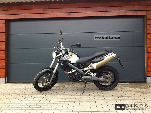 2007 BMW  G 650 X Country Motorcycle Enduro/Touring Enduro photo
