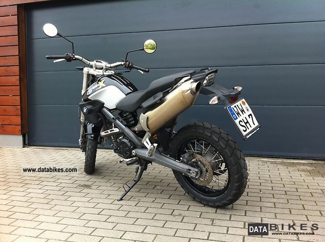 2007 Bmw G 650 X Country
