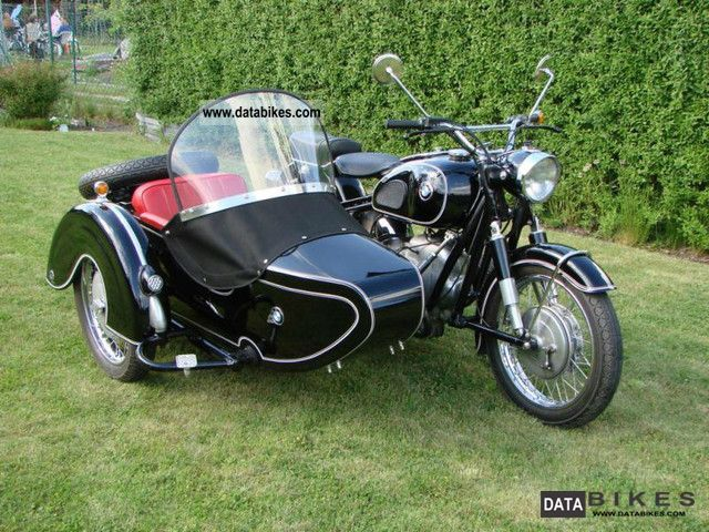 BMW  R69 1959 Vintage, Classic and Old Bikes photo