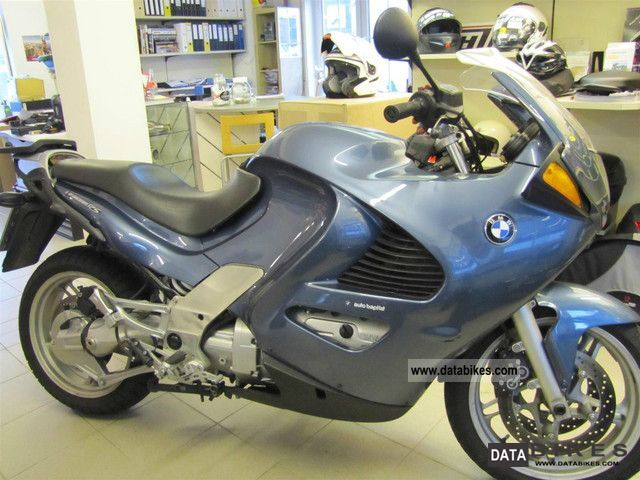 1997 BMW  K 1200 RS / ABS / Heated Grips / Holder Case Motorcycle Sport Touring Motorcycles photo
